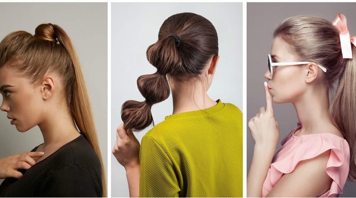 Coafuri trendy: Coada de cal - 21 de modalitati sexy, feminine si ALTFEL de a o purta