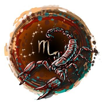 Scorpion, zodia Scorpion