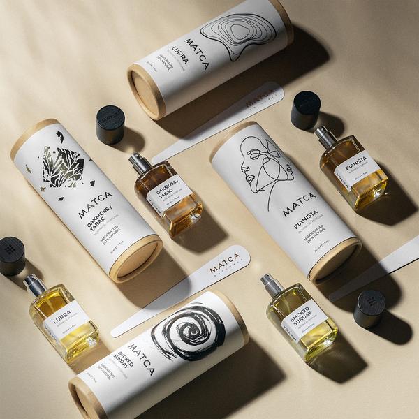 parfumuri botanice 100% naturale MATCA