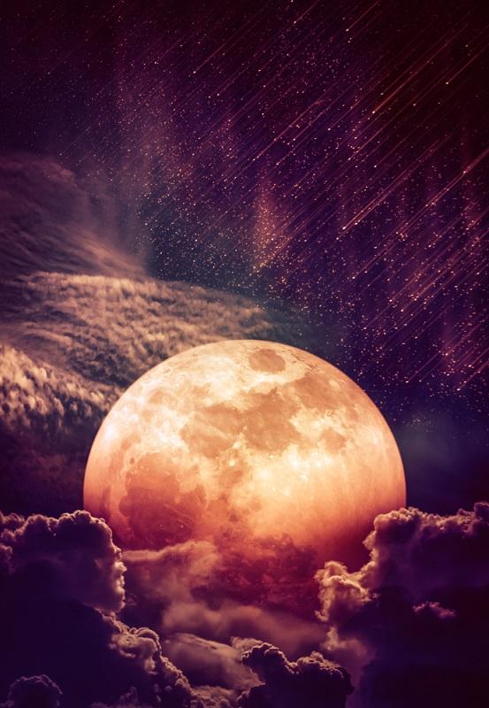 luna plina in Scorpion 27 aprilie 2021