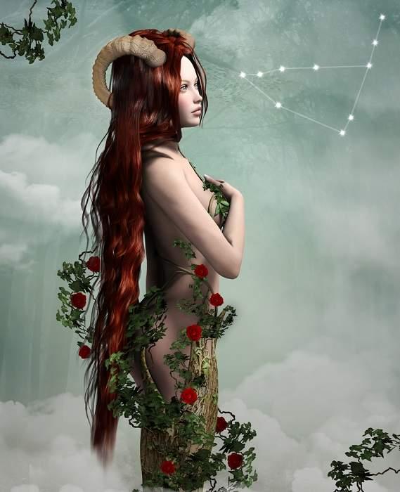 zodia Capricorn, femeia Capricorn