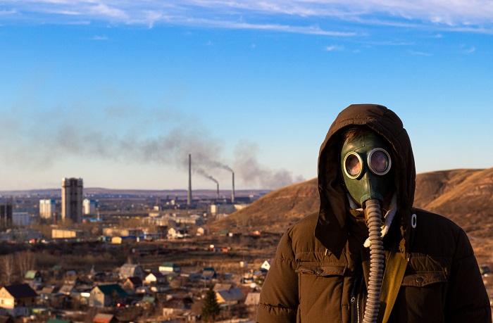 poluare Terra