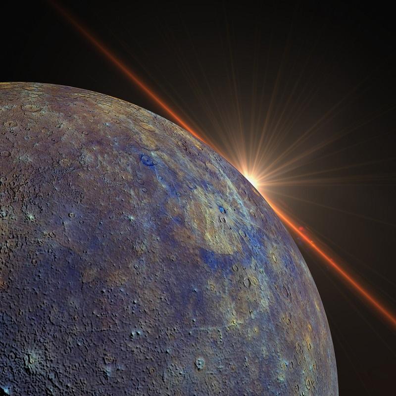 Mercur, Mercur retrograd