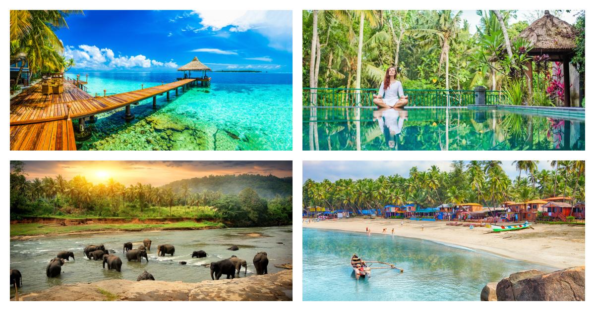 Vară de vis: 5 Destinații exotice în care trebuie să ajungi măcar o dată în viață!
