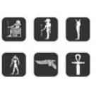 Personalitatea in functie de zodiacul egiptean