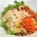 Salata de pui cu telina, mere si nuci