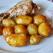 Cina rapida: Cartofi noi aromati la cuptor