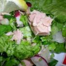 Salata de primavara cu ton