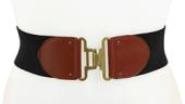 LAUREN Ralph Lauren Vachetta Tab Stretch Belt