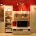 Culoarea pasiunii in casa ta: Rosul in amenajarile interioare