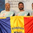 Nou RECORD pentru Romania! Cine sunt cei 4 romani care au vaslit 5000 km peste Atlantic