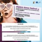 A inceput sarbatoarea Dansului Contemporan: eXplore dance festival