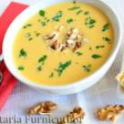 Supa Crema de Dolveac si Nuci