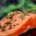 File de somon cu zucchini