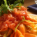 Tagliatelle din morcov si dovlecei cu sos de rosii