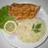 Friptura din piept de pui cu orez