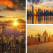 Rasarituri urbane: 14 rasarituri splendide din diverse colturi ale lumii