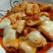 Gnocchi cu sos de rosii,ciuperci si mozzarella