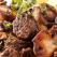 Tocana de vita cu ciuperci