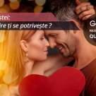 Testul Dragostei: Ce tip de iubire ti se potriveste?