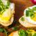 Micul dejun de duminica: Painici cu ochiuri de prepelita