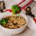 Supa de taitei cu broccoli si ciuperci shiitake
