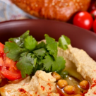Revelatia culinara: 9 moduri prin care poti adauga humusul in dieta ta sanatoasa