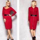 Seducatoarea Little Red Dress: 10 rochii rosii pentru petrecerea de Craciun