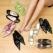 Pantofii realizati din animale impaiate
