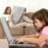 Parintii nu stiu cate ore petrec copiii lor pe Internet