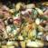 Pulpe de pui cu cartofi si ciuperci