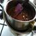 Batoane de cereale cu glazura de ciocolata