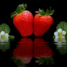 Capsunile,  fructele miraculoase care fac pielea sa straluceasca