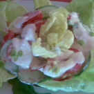 Salata de iaurt