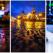 Ploua noaptea in oras: 16 Imagini nocturne feerice cu ploaia si luminile orasului