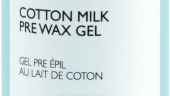 Pre Wax Gel with cotton milk