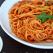 Spaghetti all\'Arrabbiata