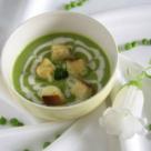 Supa crema de mazare