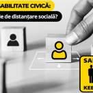 Test de responsabilitate civica: Stii care sunt normele de distantare sociala?