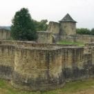 (P) Se intampla la Cetatea de Scaun a Sucevei