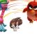 Maraton de animatii Happy Family - gratuit pentru copiii cu varsta sub 12 ani