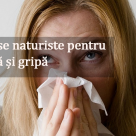 4 produse naturiste care previn raceala si gripa