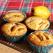 Muffins cu vanilie si pere