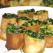 Clatite cu spanac