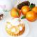 Minitarte cu mandarine si crema de vanilie