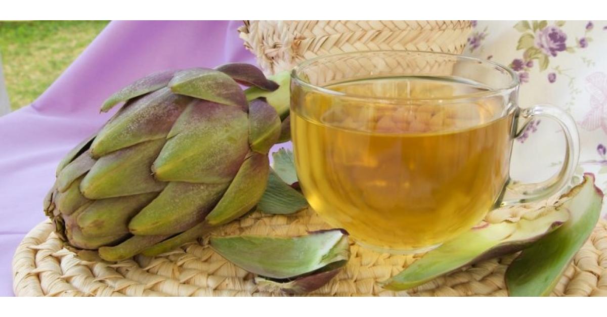 ceaiul de anghinare ajută să piardă în greutate