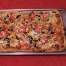 Pizza rapida facuta in casa