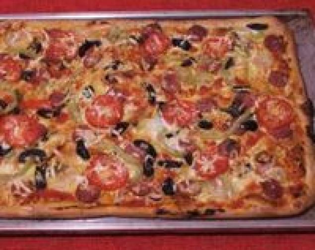 tratament comun în pizza