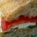 Sandwich cu dovlecei la gratar