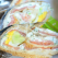 Tortilla cu Somon